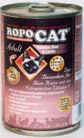 Ropomix Ropocat Adult feinstes Rind & Lachs
