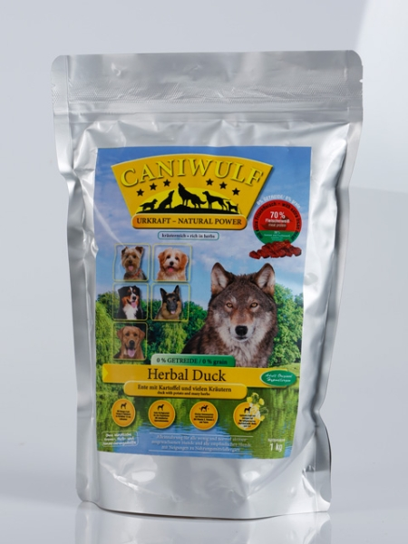 CANIWULF Herbal Duck Adult Original